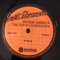 Scott Shannon's Rockin' America Top 30 Countdown (Year-End 1989)