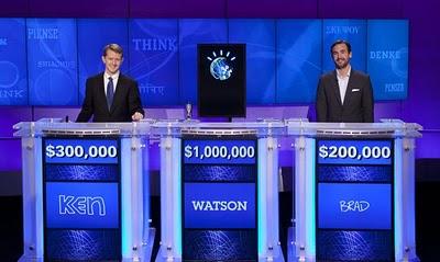 IBM Watson wins Jeopardy!