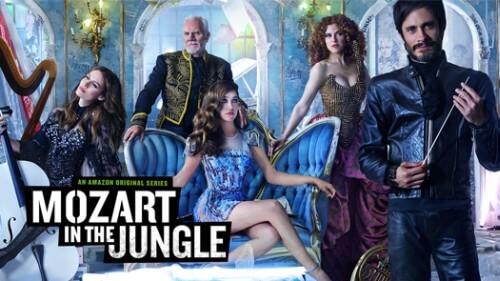 Mozart in the jungle
