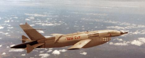 Un drone Lightning Bug sopra il Vietnam