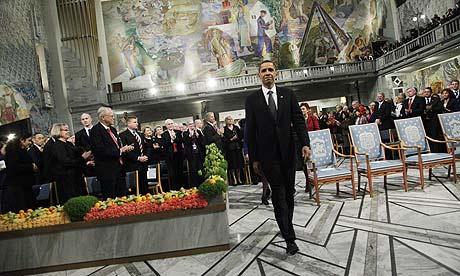 Barack-Obama-Nobel price