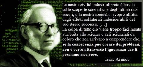 Asimov conoscenza ignoranza