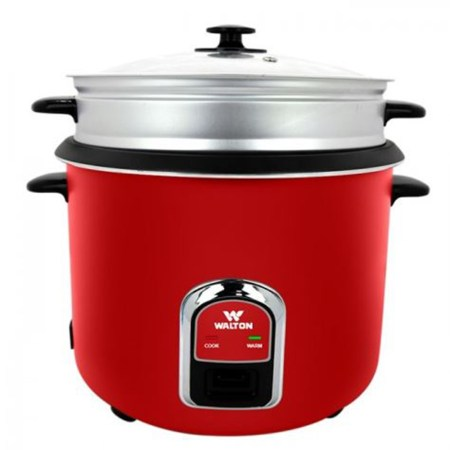 Walton Rice Cooker WRC SGA180- 1.8 Ltr Red