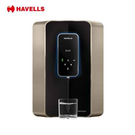 DIGITOUCH HAVELLS WATER PURIFIER