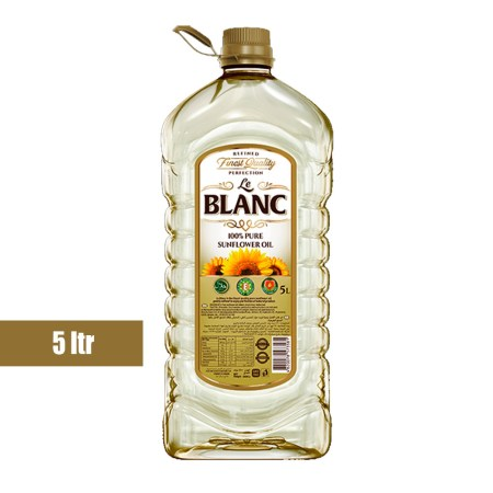 ACI Le Blanc Sunflower Oil 5 Liter