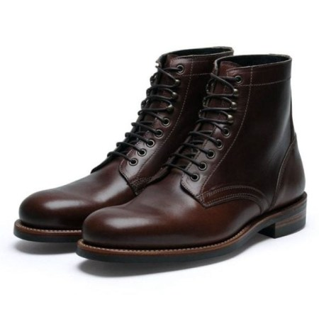 Oxford Leather Boot