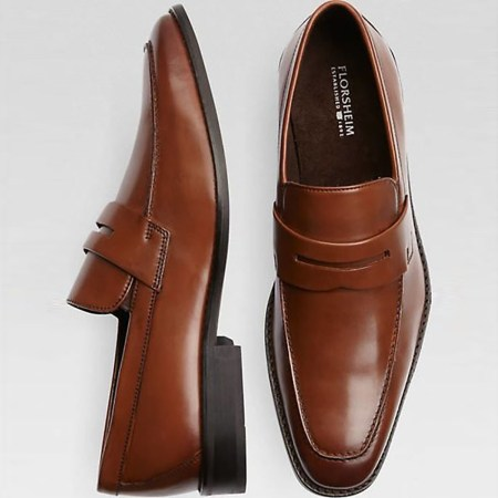 Penny Leather Loafer 04