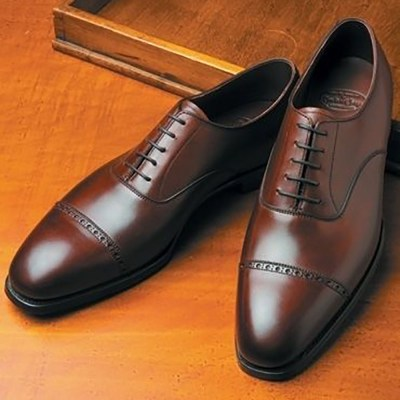 Oxford Leather Shoes 02
