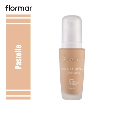 Flormar Perfect Coverage Foundation Pastelle