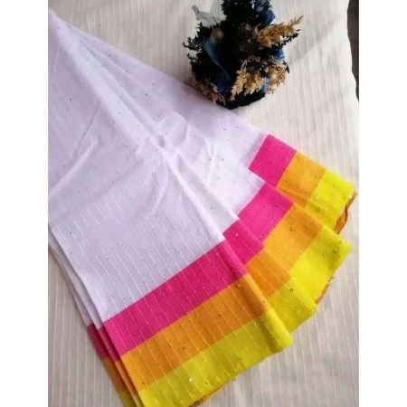 Chumki cotton saree-12