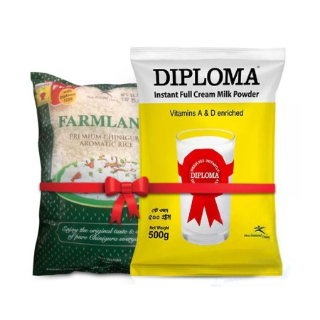 Diploma Full Cream Milk Powder - 500 Gm