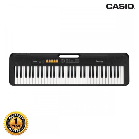 Casio CT-S100BK Portable Musical Keyboard Piano