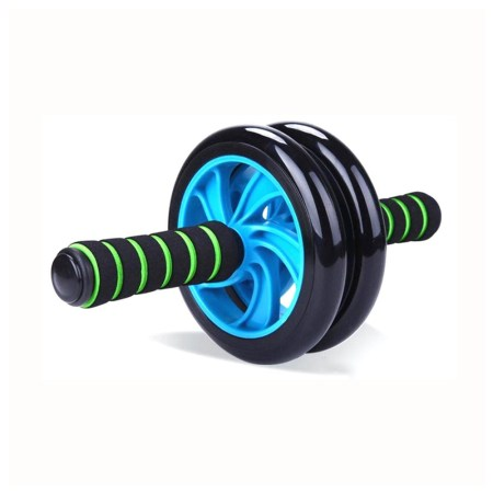 Exercise AB Roller Wheel -Blue