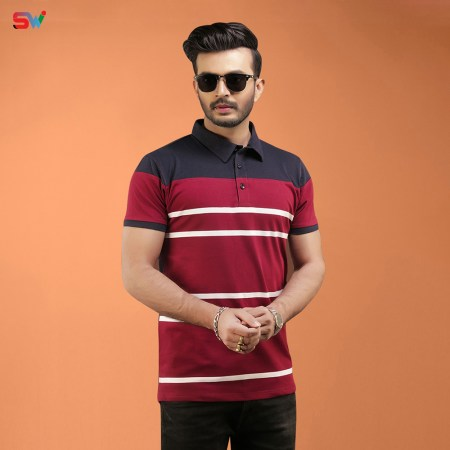 Men's Short Sleeve Polo Shirt (6008PO)