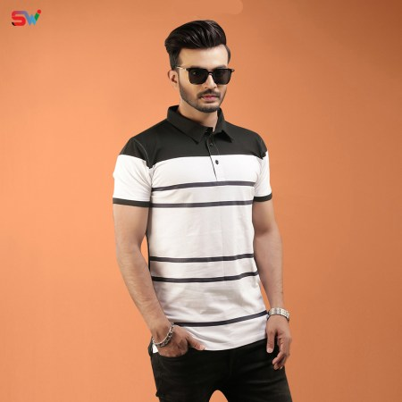 Men's Short Sleeve Polo Shirt (6009PO)