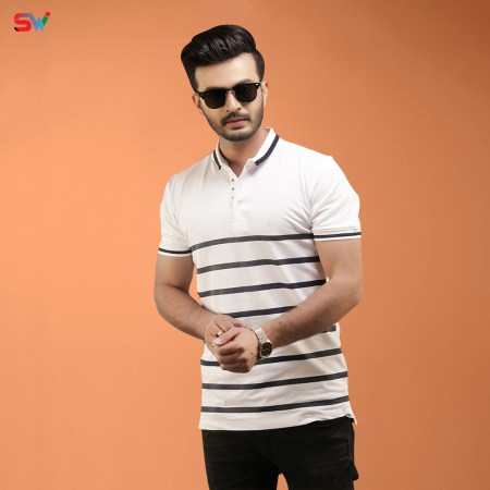 Men's Short Sleeve Polo Shirt (6023PO)