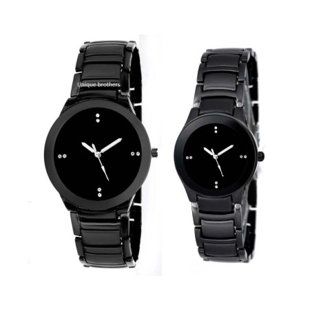 Combo Offer Couple Watch For Men and Women