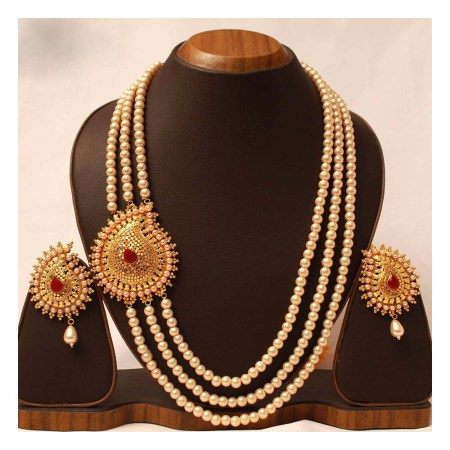 Goldplated Lohor Necklace (DP01)