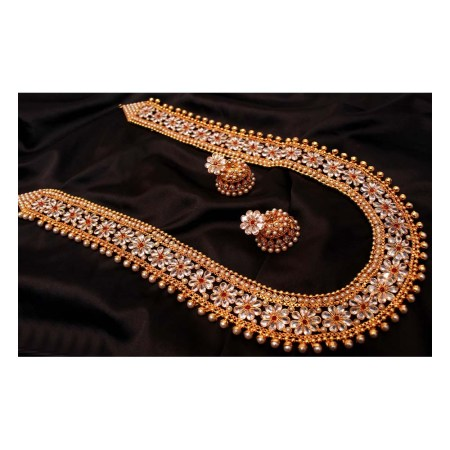 Goldplated Long Necklace (DP39)