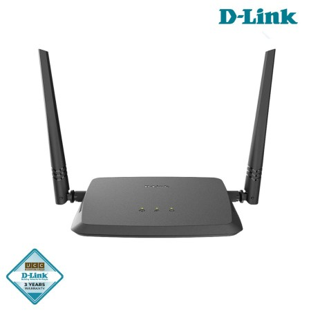 D-LINK Wireless N300 Router (DIR-615 VER.X1)