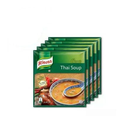 Knorr Thai Soup Multipack (28gmX5)