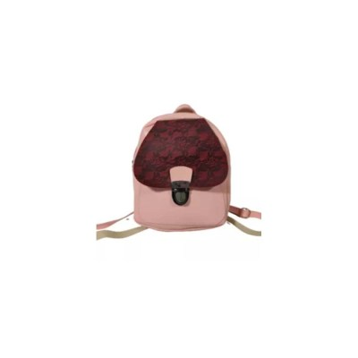 PU Leather School & College Backpack For Girls (NTT-49.1)