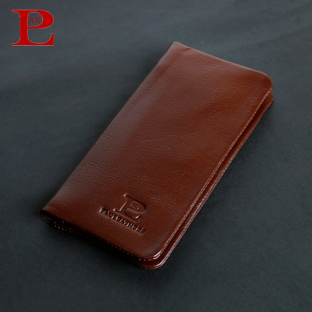 Leather Mobile Cover Cum Wallet (PW-252)