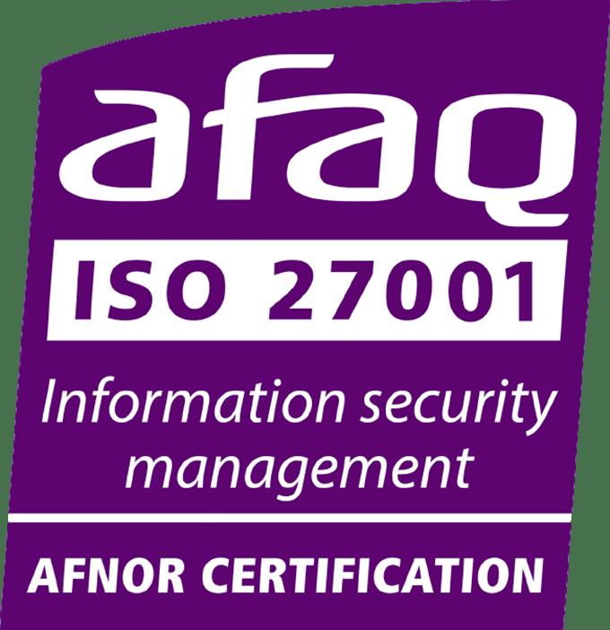 AFAQ ISO 27001