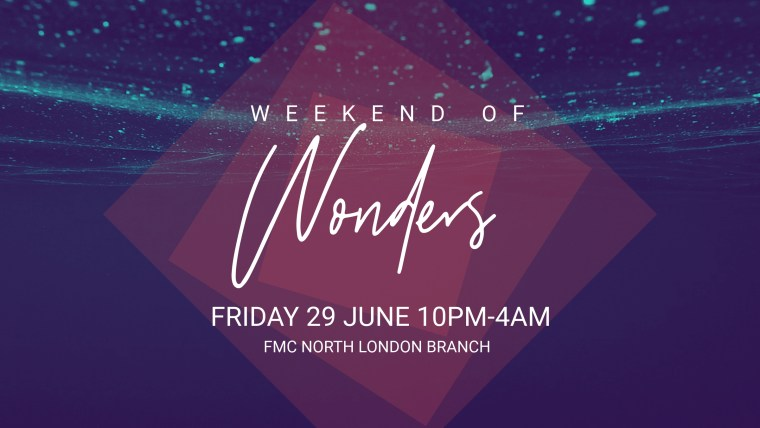 June Weekend of Wonders
