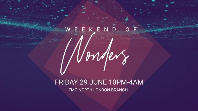 June Weekend of Wonders