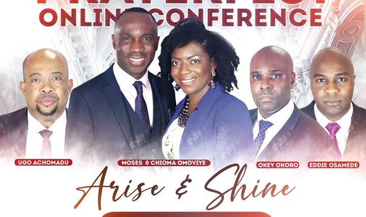 PrayerFest 2020 – Arise & Shine: Day 8 June Prophetic Entry Service