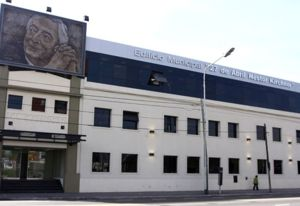 Cristina tendrá su propio edificio municipal a la vuelta del de Néstor. | Cedoc