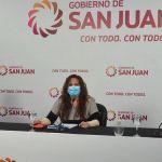 Nuevo informe de Salud sobre la situación del COVID-19 en San Juan