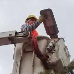 RIVADAVIA: MÁS Y MEJOR ILUMINACIÓN