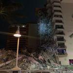 Derrumbe en Miami: Buscan a cuatro Argentinos desaparecidos