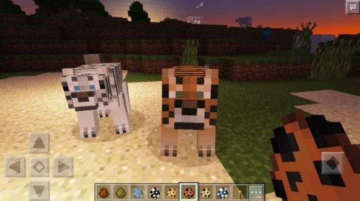 Pocket Creatures Mod For Minecraft PE 0160