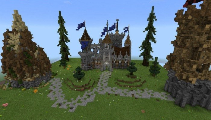 Medieval TNT Wars For Minecraft 102