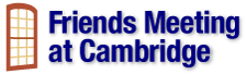 Friends Meeting at Cambridge Logo