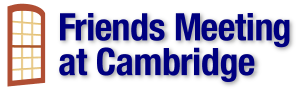 Friends Meeting at Cambridge Logo