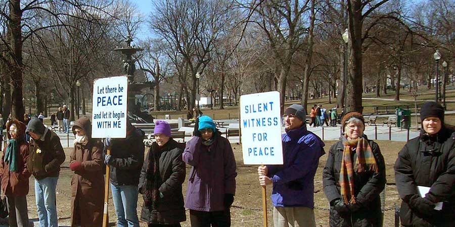 Peace and Social Concerns Committee, Good Friday Witness