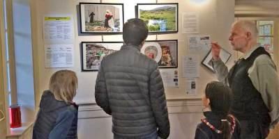Skip Schiel Talks to FDS about His Exhibit