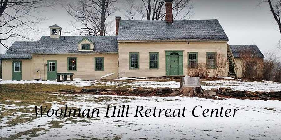 Woolman Hill winter