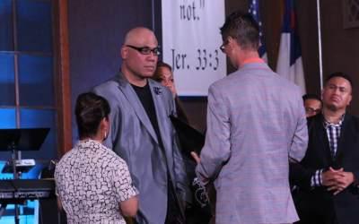 "In memoriam: Pastor Les ""Jr"" Moaalii of Chapel of Change"