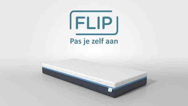 Flip je matras 3d animatie video