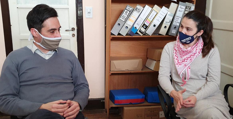 Vacunación contra la fiebre hemorrágica argentina