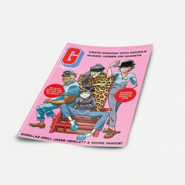gmagazine 2