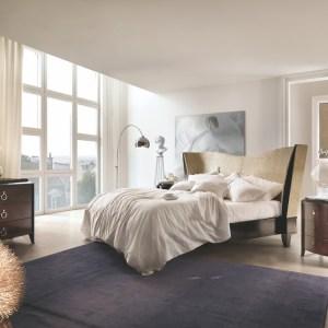 SELVA vendome bed light beige