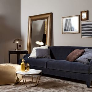selva living room blue st germain sofa