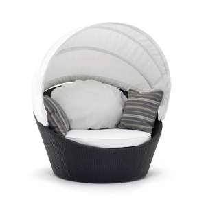 mini arena swivel round sofa varaschin