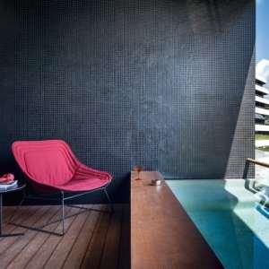 Chapeau chaise lounge interior Varaschin